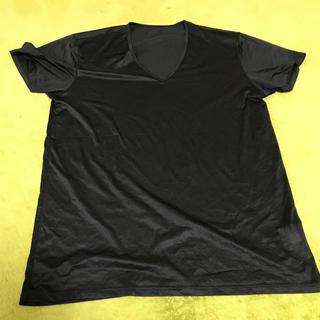 ユニクロ(UNIQLO)のユニクロエアリズム(シャツ)