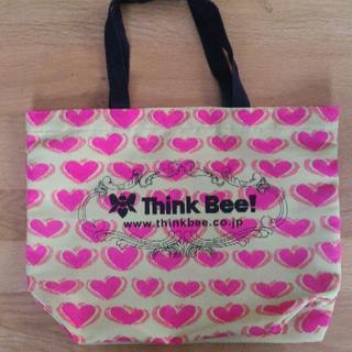 Think Bee! - シンクビーのショッピングバッグ