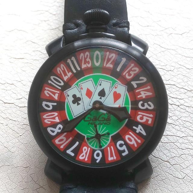 GaGa MILANO - ガガミラノ ラスヴェガス 5012の通販 by ばんちゃん shop|ガガミラノならラクマ