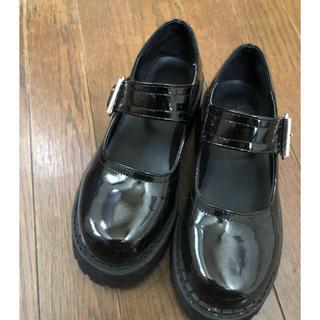 バブルス(Bubbles)のバブルス 厚底靴(ローファー/革靴)