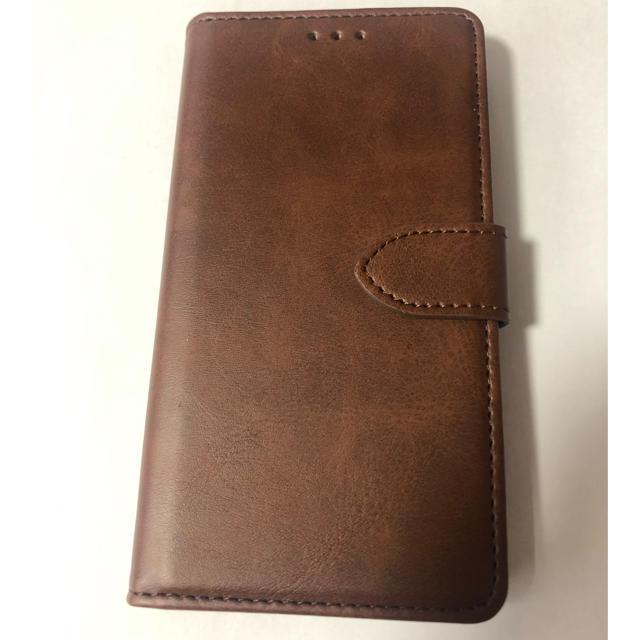 iphone x ケース 木 手帳 - 高級感溢れる スタイリッシュ レザーケースの通販 by 金翼|ラクマ