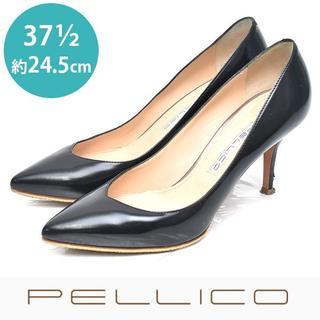ペリーコ(PELLICO)のペリーコ ポインテッドトゥ パンプス 37 1/2(約24.5cm)(ハイヒール/パンプス)