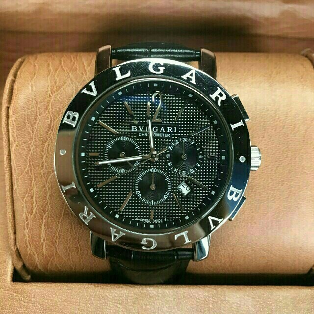 BVLGARI - BVLGARI ブルガリ 時計 メンズ ブルガリ 腕時計 42mmの通販 by はつこい 's shop|ブルガリならラクマ