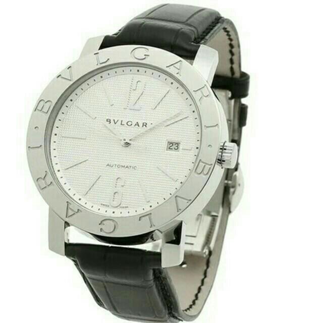 BVLGARI - ブルガリ 革ベルト BB42WSLDAUTO 時計の通販 by はつこい 's shop|ブルガリならラクマ