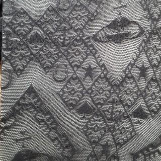 ヴィヴィアンウエストウッド(Vivienne Westwood)のヴィヴィアンウエストウッド黒オーブ柄ストッキング(タイツ/ストッキング)