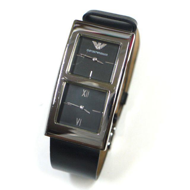 Emporio Armani - エンポリオアルマーニ クオーツ 腕時計 AR-2102の通販 by つみ's shop|エンポリオアルマーニならラクマ