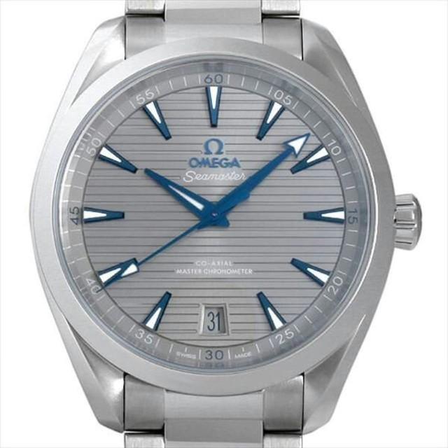 OMEGA - シーマスター アクアテラ コーアクシャル マスタークロノメーター メンズ 腕時計の通販 by 五十嵐's shop|オメガならラクマ