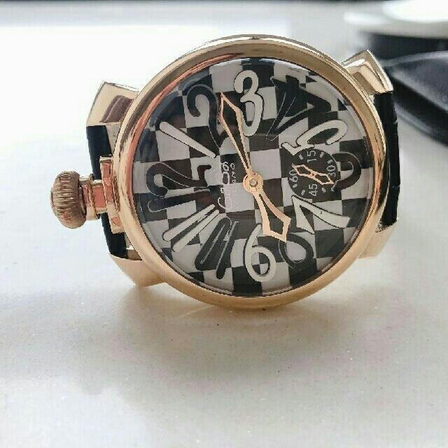 GaGa MILANO - 特売セール 人気 時計gaga デイトジャスト 高品質の通販 by jao368 's shop|ガガミラノならラクマ