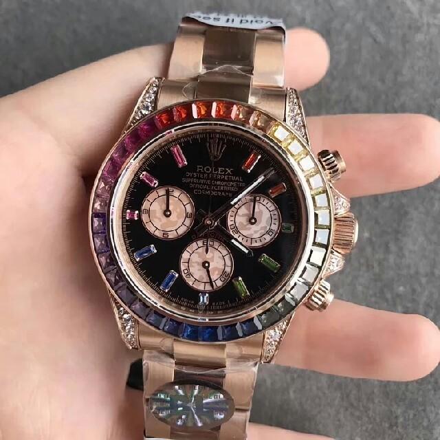ブライトリング 時計 スーパー コピー 2ch | ROLEX - ROLEXロレックス  デイトナBL Factory 904L cal.4130の通販 by ROLEXSS's shop|ロレックスならラクマ
