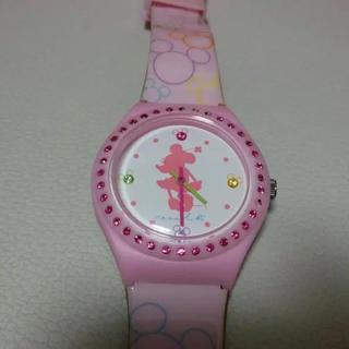 カナルヨンドシー(canal4℃)のcanal4°c  ディズニー ミニー 腕時計(腕時計)