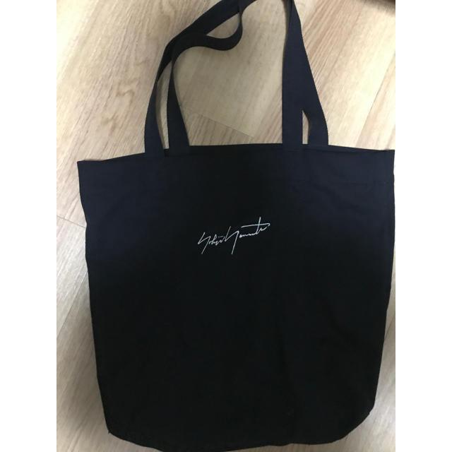 Yohji Yamamoto(ヨウジヤマモト)のYohji Yamamoto トートバッグ メンズのバッグ(トートバッグ)の商品写真