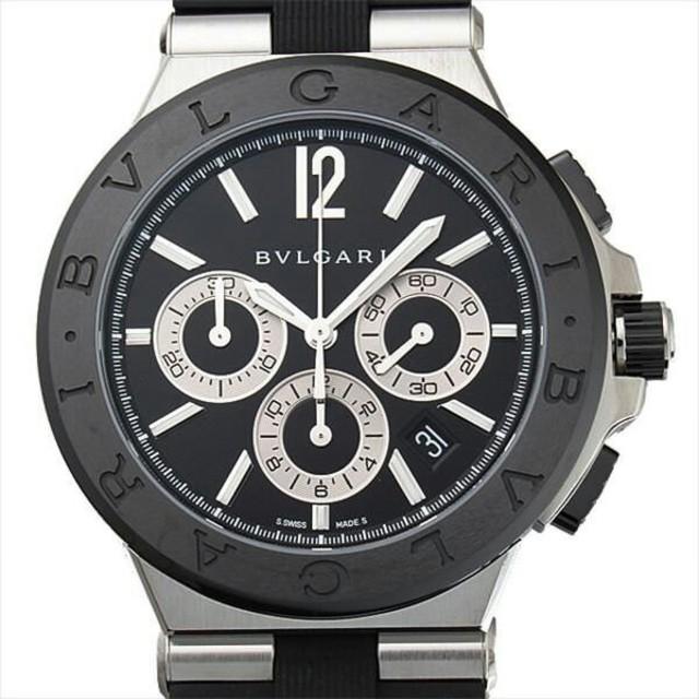 BVLGARI - ディアゴノ セラミック DG42BSCVDCH 新品 メンズ 腕時計の通販 by cmka_aw's shop|ブルガリならラクマ