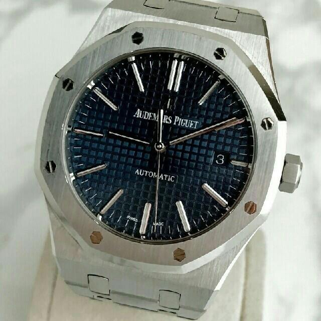 腕時計 ブランド 男性 / AUDEMARS PIGUET - オーデマ・ピゲ ロイヤルオーク 15400ST.OO.1220ST.03の通販 by ふぁいえ's shop|オーデマピゲならラクマ