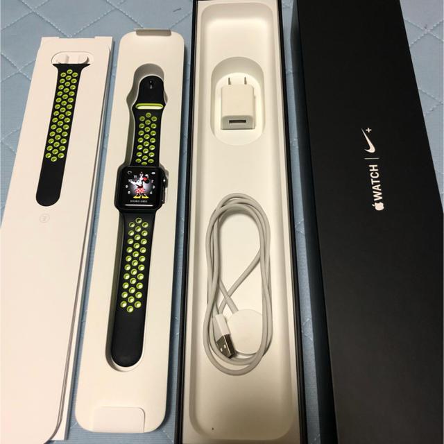 アルマーニ 時計 激安 中古冷蔵庫 / Apple Watch - Apple Watch Series 2 NIKEモデルの通販 by バジル's shop|アップルウォッチならラクマ