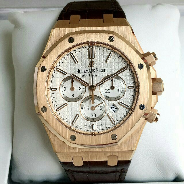 AUDEMARS PIGUET - オーデマピグ AUDEMARS PIGUET腕時計メンズの通販 by ふぁいえ's shop|オーデマピゲならラクマ