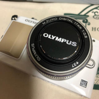 オリンパス(OLYMPUS)のOLYMPUS PEN Lite E-PL5(ミラーレス一眼)