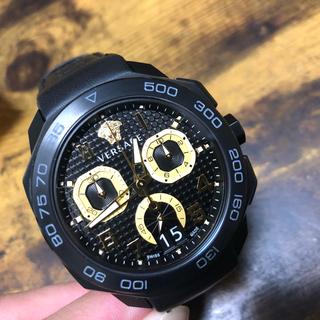 ヴェルサーチ(VERSACE)の今だけ値下げ中❗️ヴェルサーチ   腕時計  美品(腕時計(アナログ))