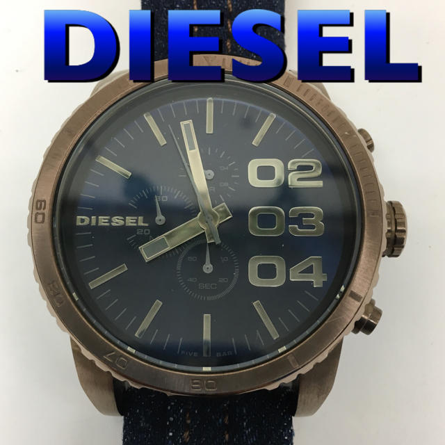 IWC 時計 コピー n級品 / DIESEL - 正規品 ディーゼル diesel メンズ 腕時計 の通販 by toshio's shop|ディーゼルならラクマ