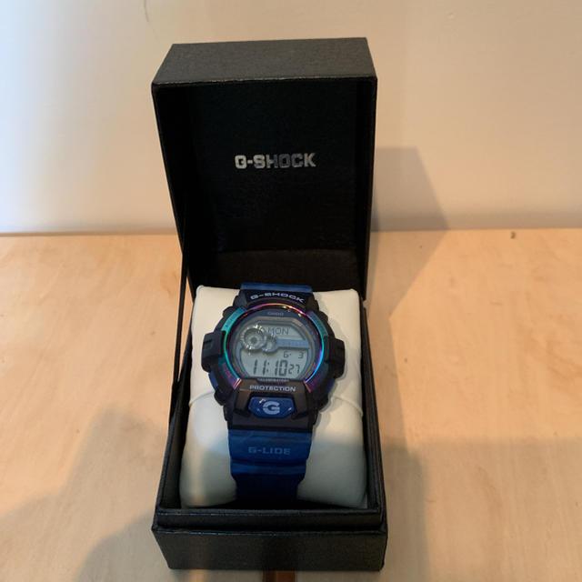 ロレックス サブマリーナ 青 - G-SHOCK - CASIO G-SHOCK 腕時計 G-LIDEの通販 by とら's shop|ジーショックならラクマ
