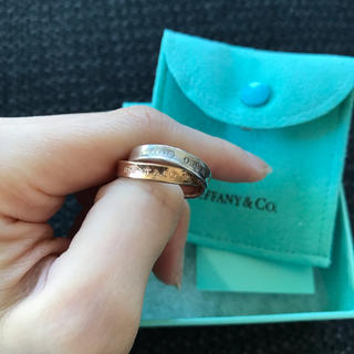 ティファニー(Tiffany & Co.)のTiffany 指輪(リング(指輪))
