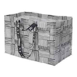 イケア(IKEA)のIKEA ショッピングバッグ フィスラ L(ショップ袋)