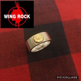 ゴローズ(goro's)のウイングロック リング(リング(指輪))