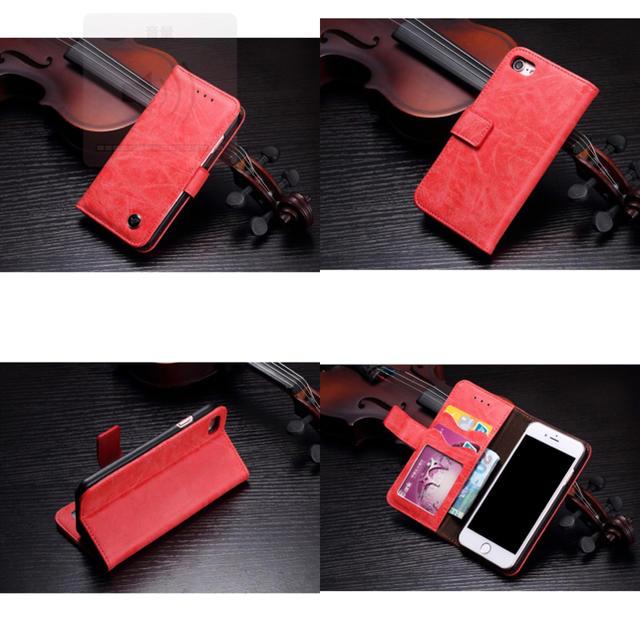 スマホケース アイフォン x - 本革《牛皮》ユーズド加工☆iPhone7.8/X.XS/XR(^^)の通販 by モンキースター's shop|ラクマ