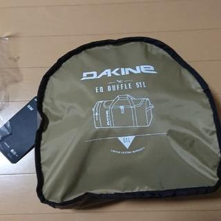 ダカイン(Dakine)のDAKINE ダッフルバッグ 迷彩柄(ボストンバッグ)