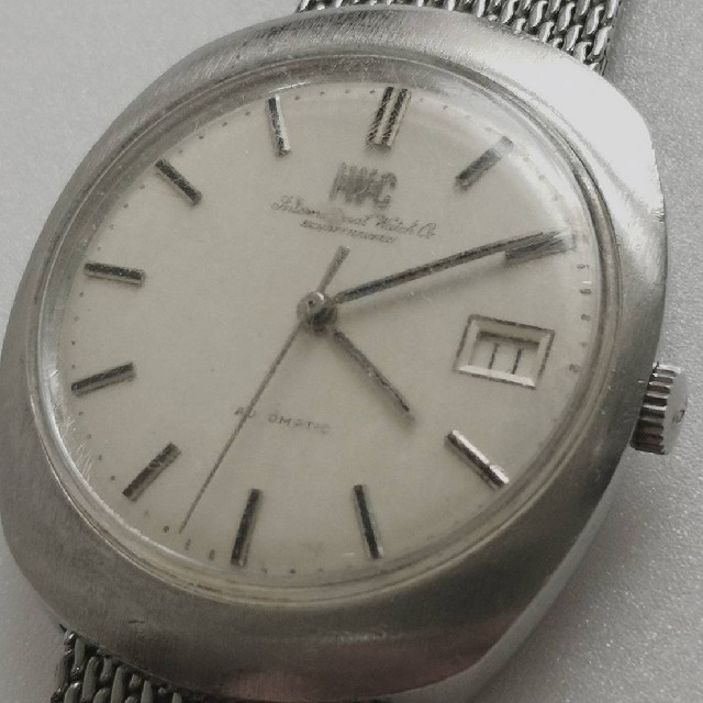 IWC - IWC シャフハウゼン 腕時計の通販 by ミニトマト|インターナショナルウォッチカンパニーならラクマ