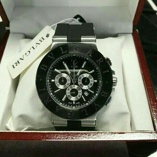 BVLGARI - 新品 bvlgari ブルガリメンズ腕時計 ステンレスの通販 by yrt512eg's shop|ブルガリならラクマ