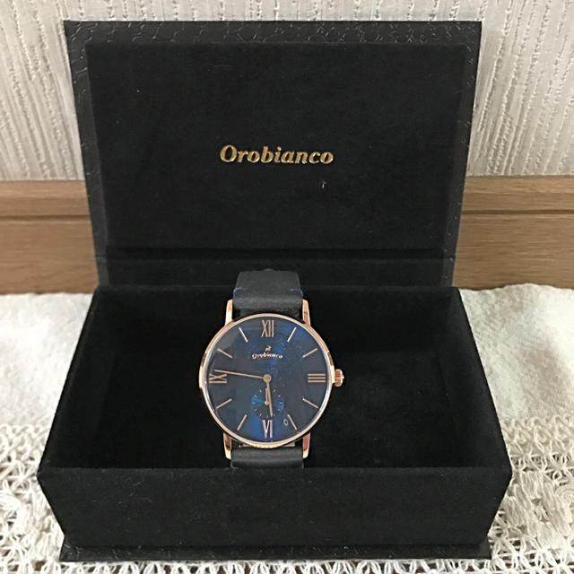 Orobianco - 【美品】 Orobianco メンズ 腕時計 の通販 by マロン★'s shop|オロビアンコならラクマ