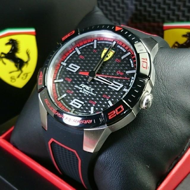 gmt 1675 | Ferrari - 新品★最新モデル∮公式 フェラーリ《apex/頂点》国内未販売◆近未来スポーツ〟の通販 by ミラクール's shop|フェラーリならラクマ