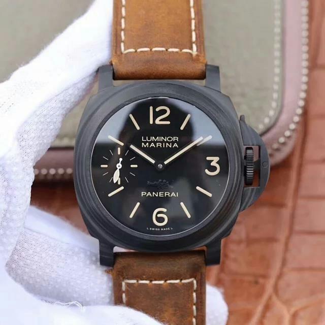 OFFICINE PANERAI - 今季  PANERAI(パネライ) 黒文字盤 メンズ 腕時計の通販 by タニグチ's shop|オフィチーネパネライならラクマ