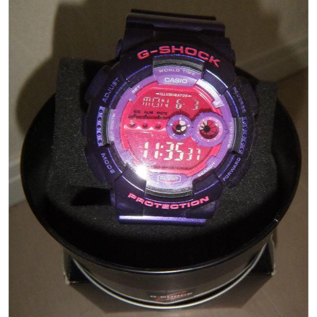 新品!希少!CASIO G-SHOCK 腕時計 GD-100  3265の通販 by まーちん's shop|ラクマ