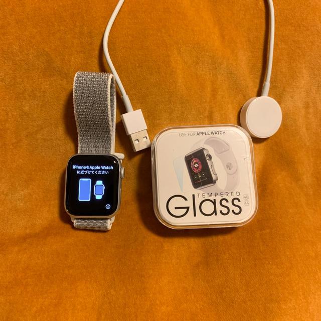 カルティエ コピー 正規品販売店 - Apple - アップルウォッチ 4 Apple Watch series4 40mm 美品の通販 by ピ〜★'s shop|アップルならラクマ