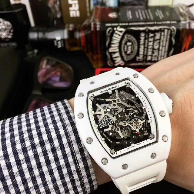 トミー 腕時計 - Richard Chai - Richard Mille 8215 自動巻き腕時計の通販 by オヤナギsa's shop|リチャードチャイならラクマ