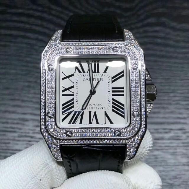Cartier - Cartier HBB V6 腕時計メンズ自動巻2824-2の通販 by オヤナギsa's shop|カルティエならラクマ