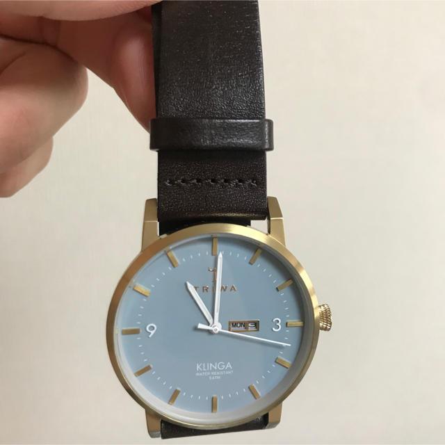 TRIWA - トリワ 腕時計の通販 by ゆゆ's shop|トリワならラクマ