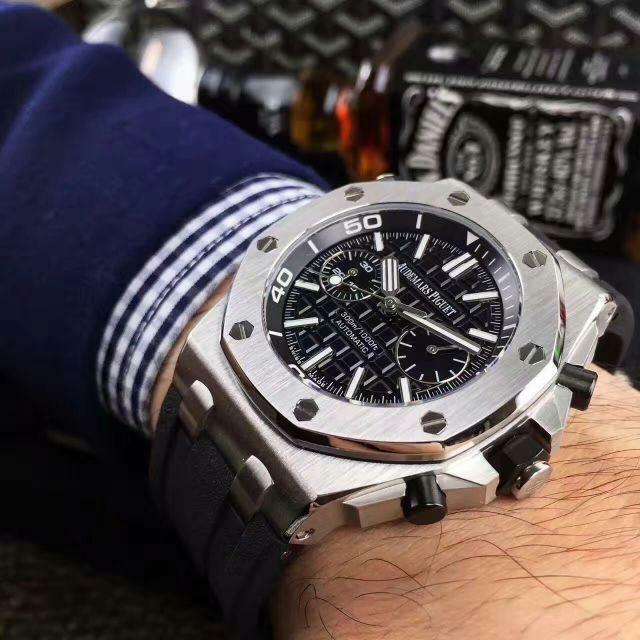 クロノスイス 時計 コピー Nランク | AUDEMARS PIGUET - オーデマピゲ AP 自動巻きの通販 by いあり's shop|オーデマピゲならラクマ