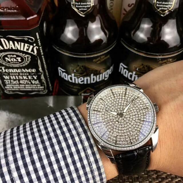 ロレックス偽物 最安値で販売 - Parmigiani Fleurier kalpa 腕時計メンズ自動巻の通販 by オヤナギsa's shop|ラクマ