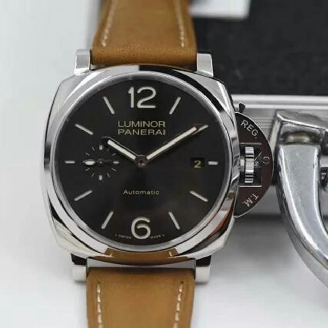 ロレックス 時計 メンズ 、 OFFICINE PANERAI - 今季PANERAI(パネライ)ブラック文字盤 メンズ 腕時計の通販 by タニグチ's shop|オフィチーネパネライならラクマ