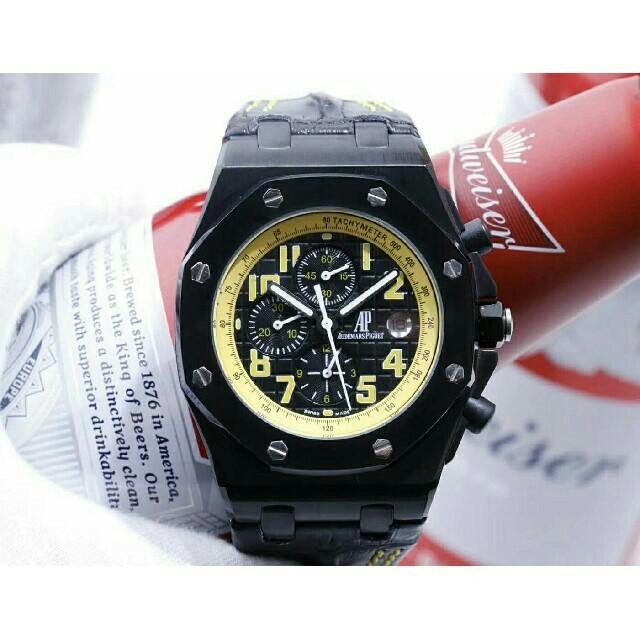 AUDEMARS PIGUET - Audemars Piguetメンズ 腕時計 の通販 by いあり's shop|オーデマピゲならラクマ