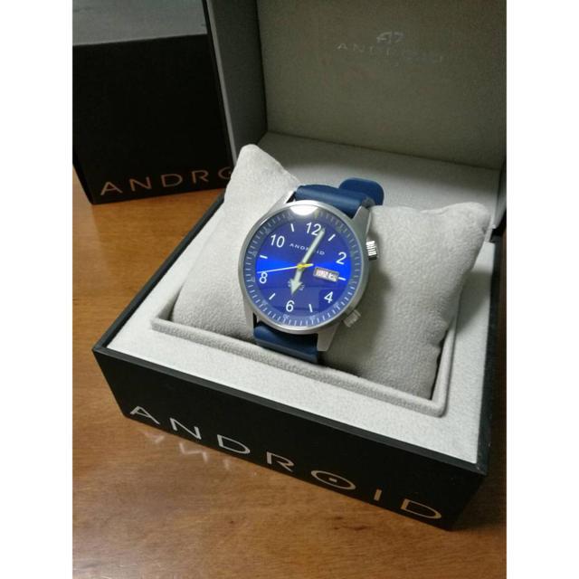 ANDROID USA octpus アンドロイド 自動巻き腕時計の通販 by ままあ's shop|ラクマ