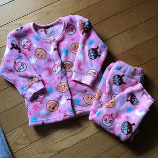 アンパンマン(アンパンマン)のアンパンマン もこもこ パジャマ 90(パジャマ)