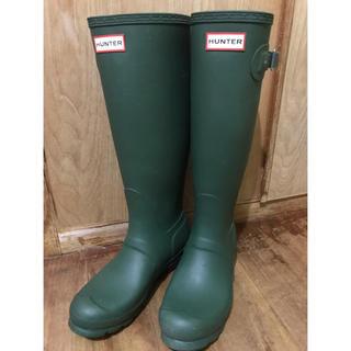 ハンター(HUNTER)のHunter レインブーツ UK5(レインブーツ/長靴)