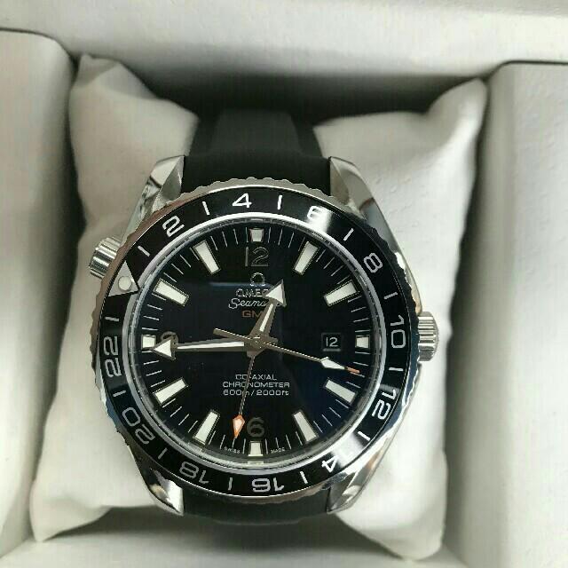 OMEGA - 大人気シーマスターOMEGA メンズ  自動巻き 腕時計 文字盤の通販 by えせな's shop|オメガならラクマ