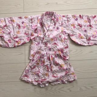 マイメロディ(マイメロディ)のマイメロ浴衣(甚平/浴衣)