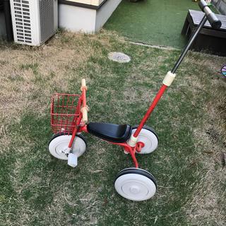 ムジルシリョウヒン(MUJI (無印良品))のmio様専用 無印 三輪車(三輪車)