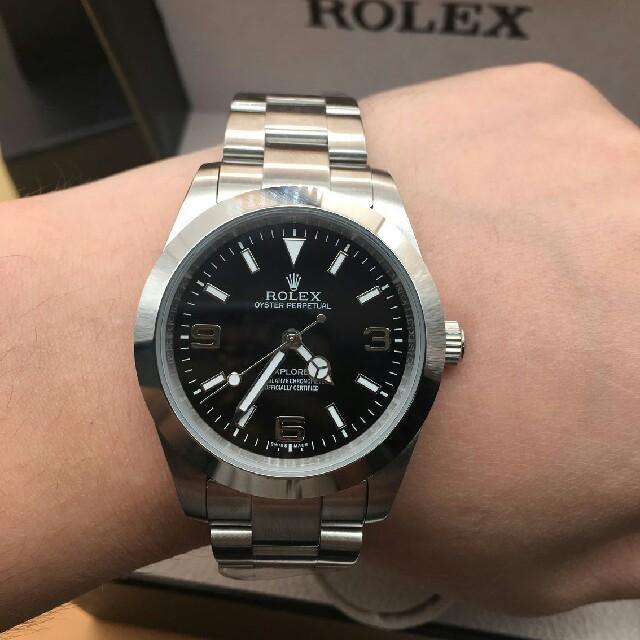 自衛隊 時計 、 ROLEX - 美品 ロレックス 腕時計 機械自動巻き 防水 未使用の通販 by タカキ's shop|ロレックスならラクマ