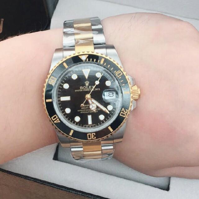 ロレックス スーパー コピー 文字盤交換 | ROLEX - 美品 ロレックス 腕時計 機械自動巻き 防水 未使用の通販 by タカキ's shop|ロレックスならラクマ